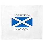 Uddingston Scotland King Duvet