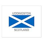 Uddingston Scotland Small Poster