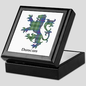 Lion - Duncan Keepsake Box