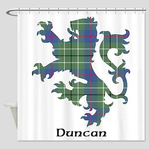 Lion - Duncan Shower Curtain