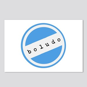 BOLUDO Argentina Postcards (Package of 8)
