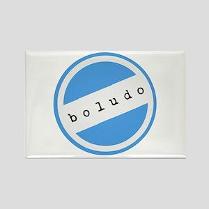BOLUDO Argentina Rectangle Magnet