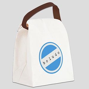 BOLUDO Argentina Canvas Lunch Bag