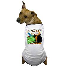 Garfield Show Trick or Treat Dog T-Shirt