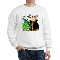Garfield Show Trick or Treat Sweatshirt