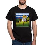 No Trespassing Dark T-Shirt