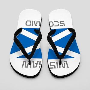 Wishaw Scotland Flip Flops