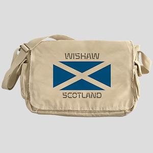 Wishaw Scotland Messenger Bag