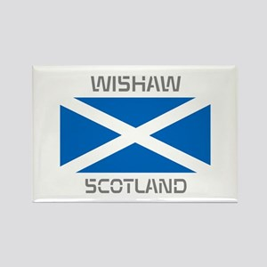 Wishaw Scotland Rectangle Magnet