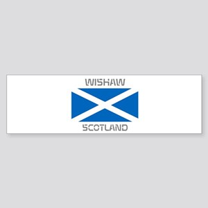 Wishaw Scotland Sticker (Bumper)