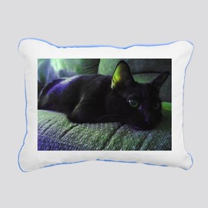 Little Jerry Rectangular Canvas Pillow