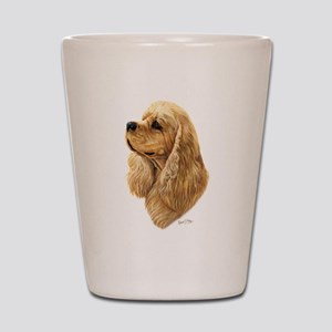 Cocker Spaniel (American) Shot Glass