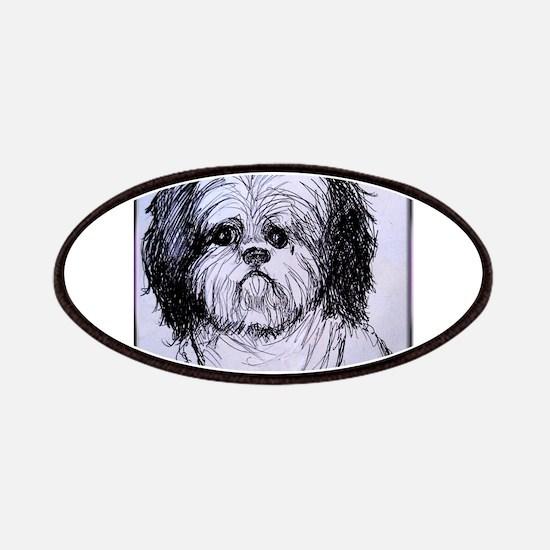 Puppy, dog, animal, pet art! Patches