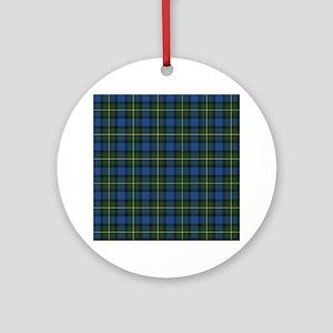 Tartan - MacLaren Ornament (Round)