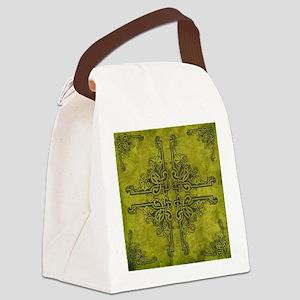 AVOCADO Canvas Lunch Bag