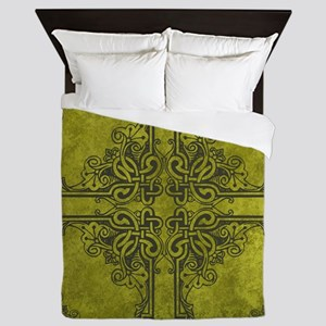 AVOCADO Queen Duvet