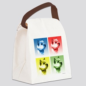 NorwichPop Canvas Lunch Bag