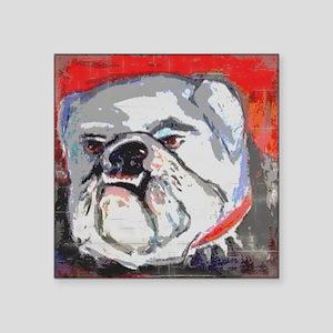 63ae8cf5130 Uga Dawgs Stickers - CafePress