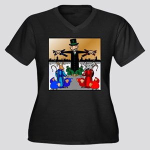The Puppet Master Plus Size T-Shirt