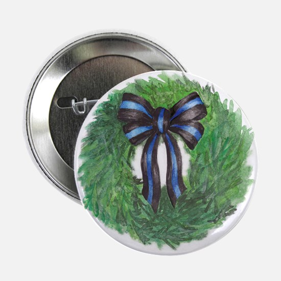 "blwreath.png 2.25"" Button (10 pack)"
