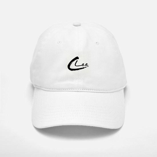 C Lee Logo Baseball Baseball Baseball Cap
