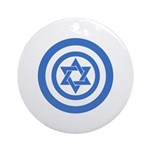 Captain Israel Ornament (Round)