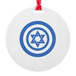 Captain Israel Ornament