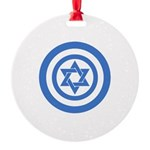 Captain Israel Ornament