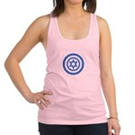 Captain Israel Racerback Tank Top