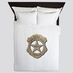 Yuma Territorial Prison Guard Queen Duvet