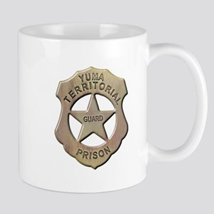 Yuma Territorial Prison Guard Mugs