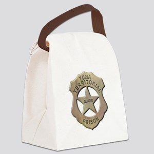 Yuma Territorial Prison Guard Canvas Lunch Bag