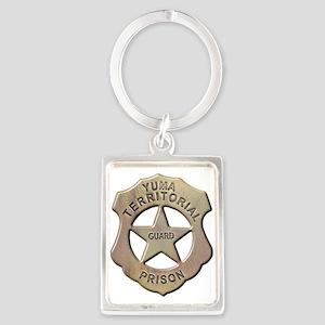 Yuma Territorial Prison Guard Keychains