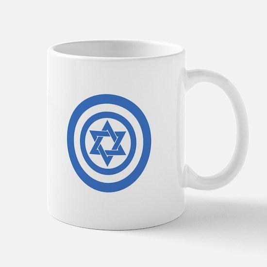 Captain Israel Mugs