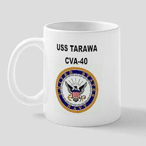 USS TARAWA 11 oz Ceramic Mug