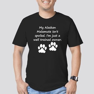 Well Trained Alaskan Malamute Owner T-Shirt