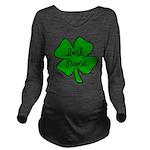 Irish Nurse Long Sleeve Maternity T-Shirt