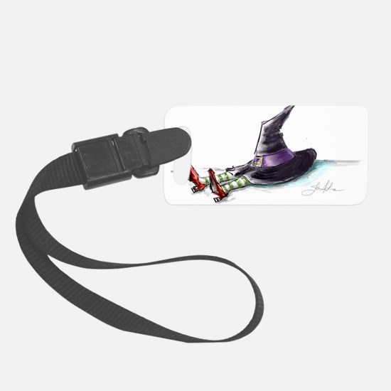 Shrunk Witch image_edited-1-909.png Luggage Tag
