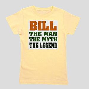 Bill The Legend Girl's Tee