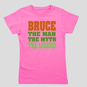 Bruce The Legend Girl's Tee