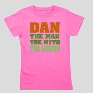 Dan The Legend Girl's Tee