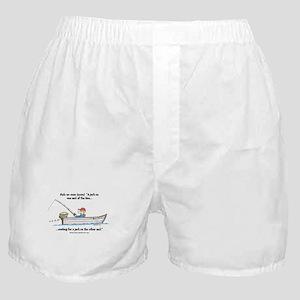 defintion: fisherman Boxer Shorts