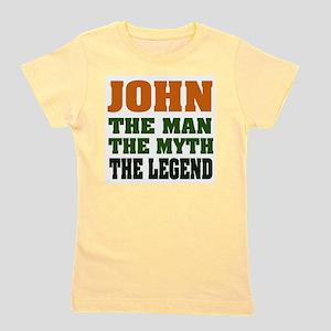 John The Legend Girl's Tee