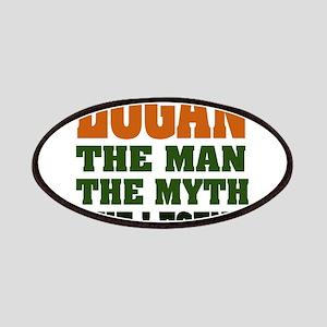 Logan The Legend Patches