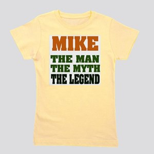 Mike The Legend Girl's Tee