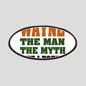 Wayne The Legend Patches