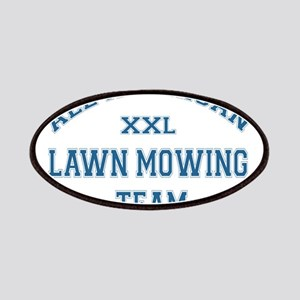 AA Lawn Mowing Team Patches