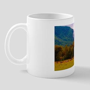 Cades Cove Horses Mug