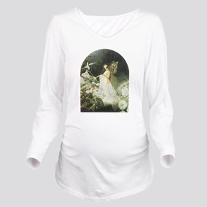 Titania Long Sleeve Maternity T-Shirt