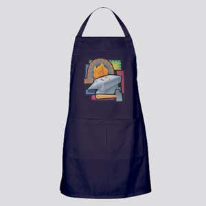 Black Smithing Apron (dark)